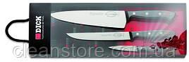 Набір ножів шеф кухаря Superior (3 шт.), 84990000, Dick, Німеччина