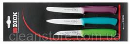 Набір кухонних ножів Pro-Dinamic (3 шт.), 8590009, Dick, Німеччина