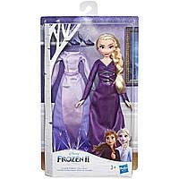 Кукла HASBRO Холодное Сердце 2 Эльза с дополнительным нарядом