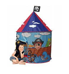 Детская игровая палатка Пиратский домик-корабль I-Play