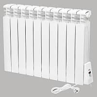 Электрический радиатор Flyme Standart 10 секций / 990 Вт