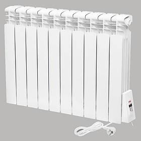 Електричний радіатор Flyme Standart 10 секцій / 990 Вт