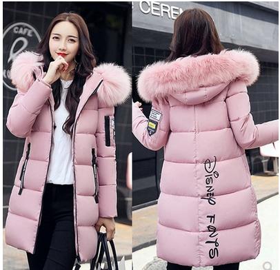 Женский зимняя курточка