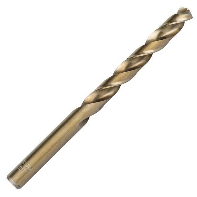 Сверло кобальтовое по металлу 10 мм HSS-Co, DIN 338 INTERTOOL SD-5500