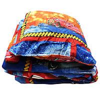 Детский Lotus flower набор одеяло и подушка синий