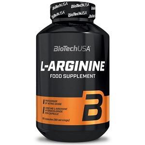 Аргинин Biotech USA L-Arginine 90 таб.