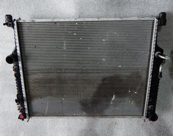 Кассета радиатора на Mercedes GL X164 2006 - 2012 гг Касета радіаторів Мерседес ГЛ