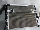 Кассета радиатора на Mercedes GL X164 2006 - 2012 гг Касета радіаторів Мерседес ГЛ, фото 4