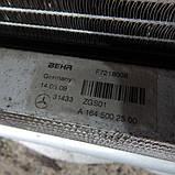 Кассета радиатора на Mercedes GL X164 2006 - 2012 гг Касета радіаторів Мерседес ГЛ, фото 5