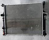 Кассета радиатора на Mercedes GL X164 2006 - 2012 гг Касета радіаторів Мерседес ГЛ, фото 6