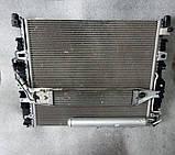 Кассета радиатора на Mercedes GL X164 2006 - 2012 гг Касета радіаторів Мерседес ГЛ, фото 8