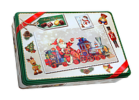Коробка конфет пралине ассорти Maitre Truffout Christmas 180г