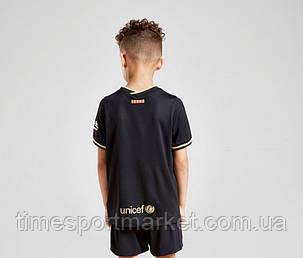 Детская Футбольная форма Барселона гостевая 2020-2021 (Оригинальная Реплика), фото 2