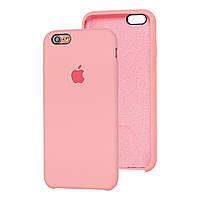 Чехол Silicone Case для IPhone 5/5S Pink (розовый)