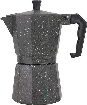 Гейзерная кофеварка Benson на 9 чашек литой алюминий, фото 2