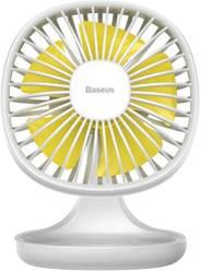 Вентилятор настольный BASEUS Pudding-Shaped Fan White
