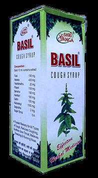 Басил, Васил - сироп от кашля, острый бронхит, хронический бронхит, бронхиальный спазм, грипп, кашель