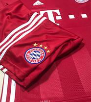 Детская Футбольная форма Бавария Мюнхен домашняя сезон 2020-2021 (Оригинальная Реплика), фото 2
