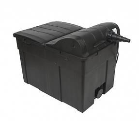 Проточный фильтр для пруда AquaNova NUB-12000 с UVC18 лампой.