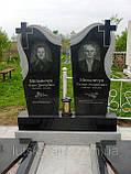 Изготовление памятников на двоих, фото 9