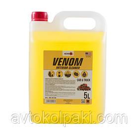 Очиститель обивки NOWAX VENOM Interior Cleaner 5л