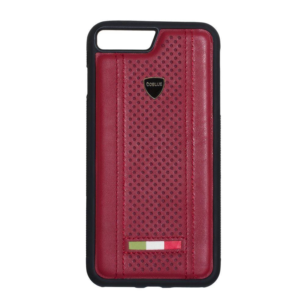 Задняя накладка Coblue Чехол для телефона Leather for Apple Iphone 7 Plus - 8 Plus SKL11-234615