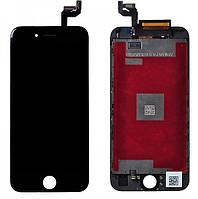 Дисплейный модуль (экран) для Iphone 6S в сборе черный