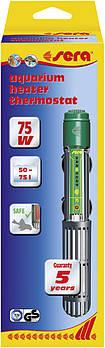Нагреватель Sera Aq heater с терморегулятором, 75 Вт