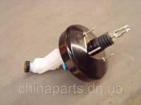 Цилиндр тормозной главный с вакуумным усилителем Geely Emgrand EC7RV / Джили Эмгранд ЕС7 1064001073