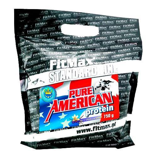 Протеин сывороточный FitMax Pure American (750 g)