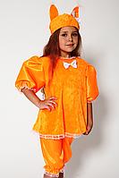 Детский карнавальный костюм для девочки Белочка №2, фото 1