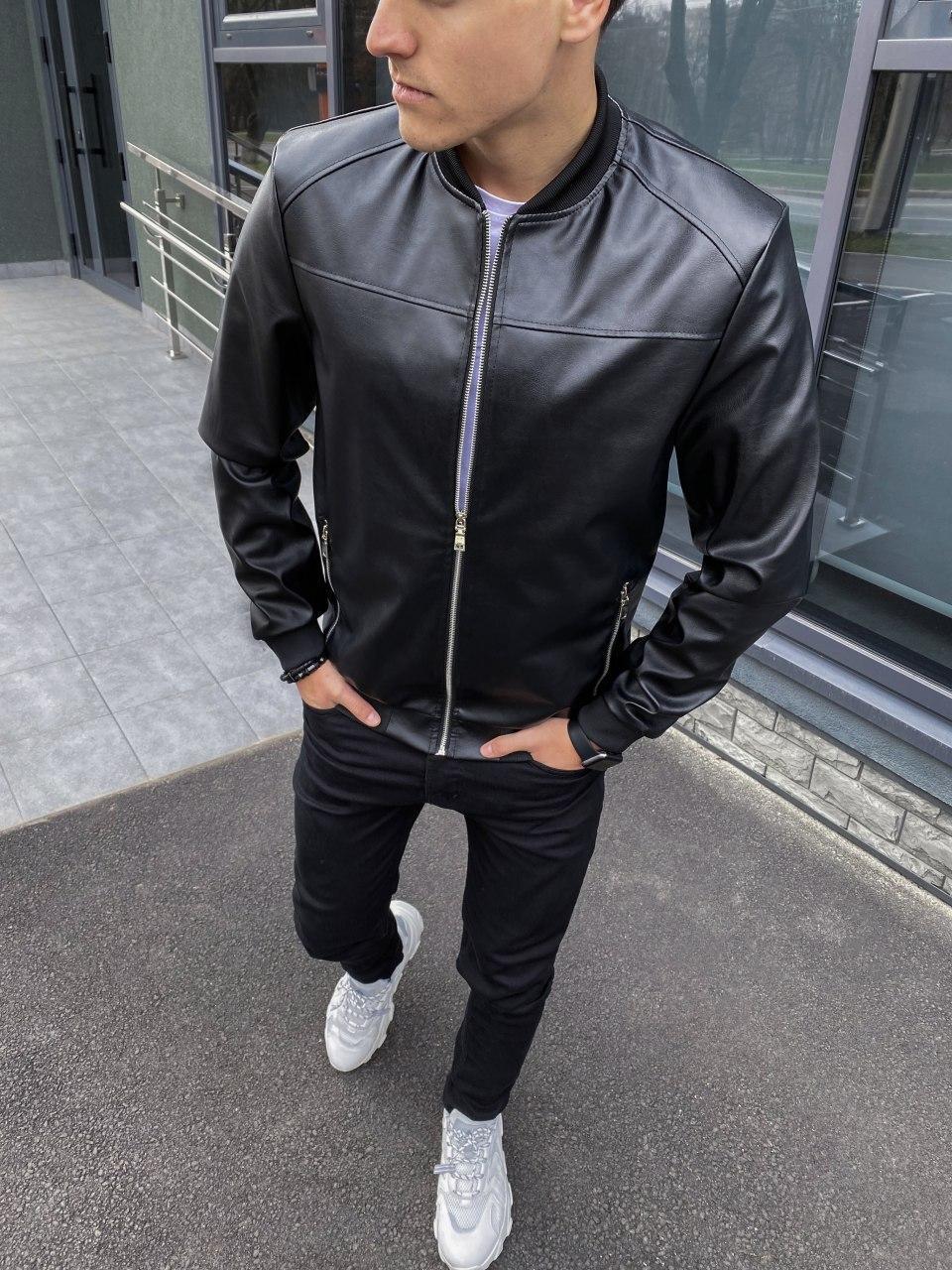 Чоловіча куртка Orbit (чорна)
