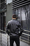 Чоловіча куртка Orbit (чорна), фото 6