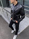Чоловіча куртка Orbit (чорна), фото 7