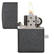 Зажигалка Zippo IRON STONE  211