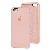 Чехол Silicone Case для IPhone 5/5S Pink Sand (розовый)