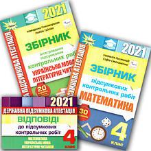 ДПА 4 клас 2021