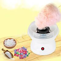 Аппарат для приготовление сладкой ваты Cotton Candy Белая, прибор для сахарной ваты   апарат для солодкої вати