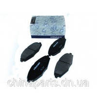 Колодки тормозные передние KONNER Chery QQ S11 / Чери КуКу S11 S11-3501080