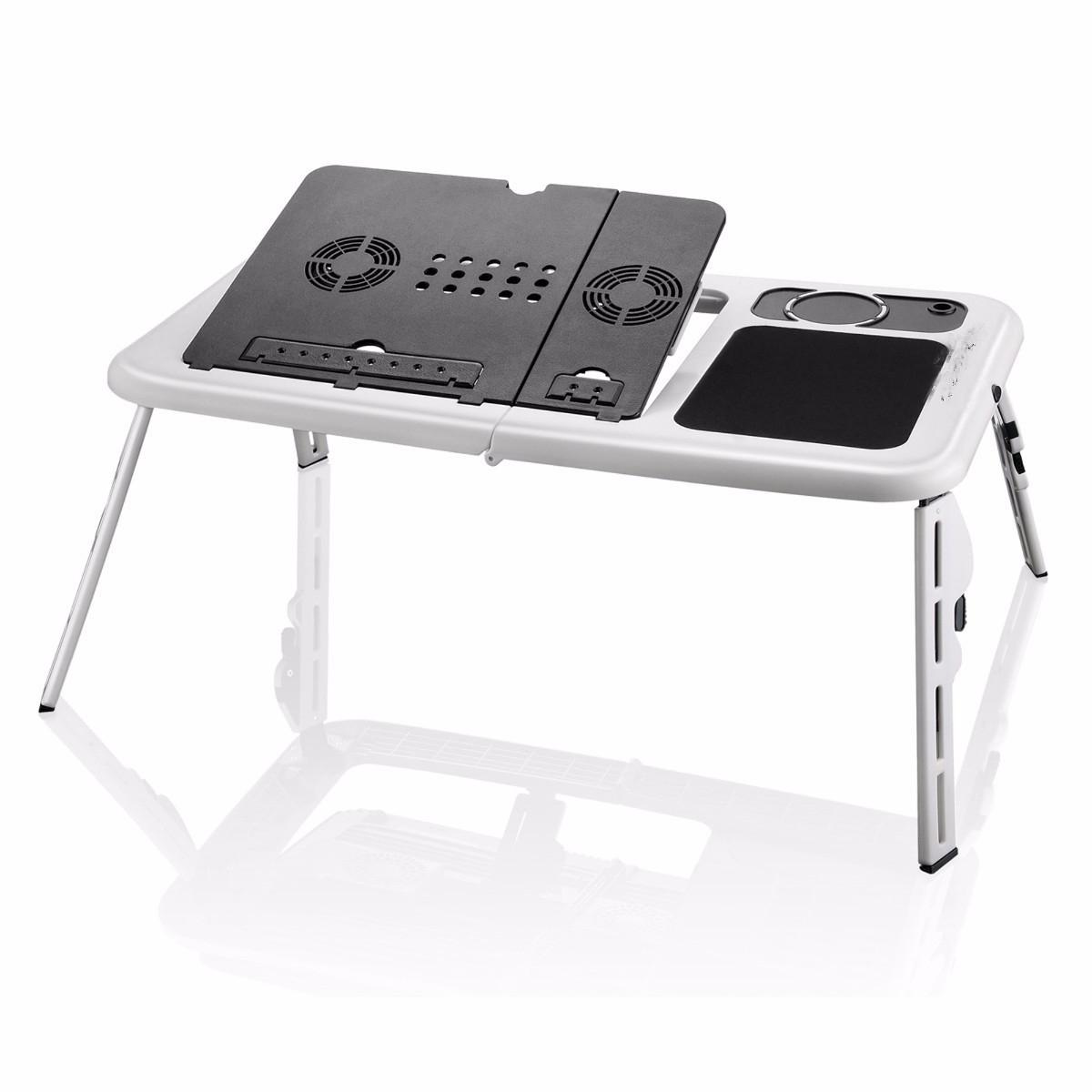 Складной портативный стол для ноутбука массажеры ермакова