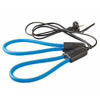 Дуговая электро-сушилка для обуви, большой размер, Синяя, сушка электрическая (електросушарка для взуття) (TI)