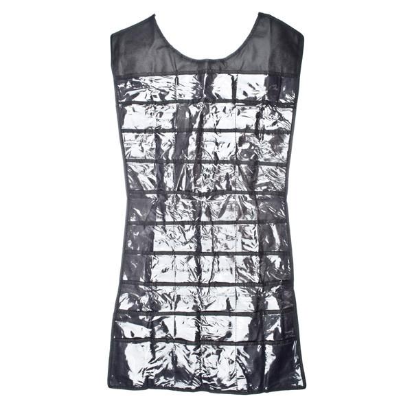 Распродажа! Платье органайзер для украшений Hanging Jewelry Organizer - Чёрное, вешала для бижутерии