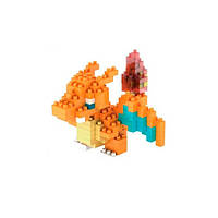 Блочный конструктор-игрушка LNO, покемон, Чарезард, покемоны,, с доставкой по Украине