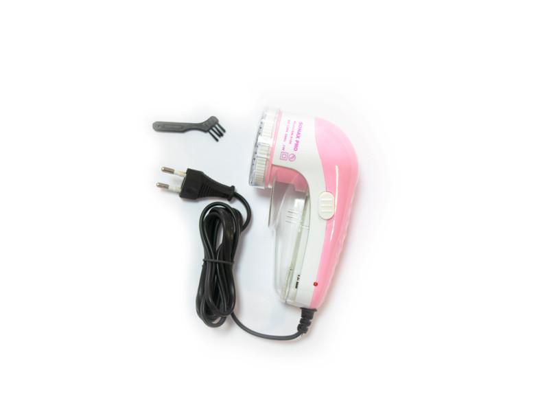 Машинка для снятия катышков, SONAX PRO SN-9100, розовая, для удаления катышков (ST)