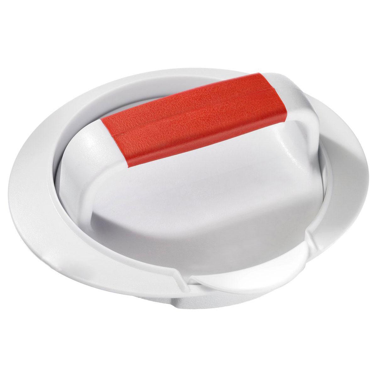 Форма-пресс для котлет гамбургеров Boral Hamburger Maker, цвет - белый, с доставкой по Киеву и Украине