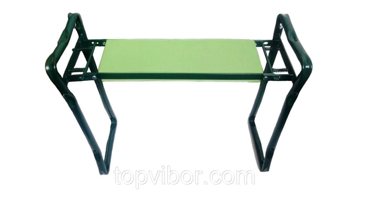 Садовая скамейка-подставка для дачи Garden Chair, стульчик для колен,это, скамейка для дачи