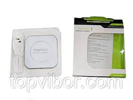 🔝 Зарядний пристрій для смартфона, Fantasy Wireless Charger OJD 601, бездротова зарядка   🎁%🚚