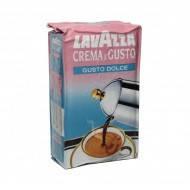 Кофе молотый  Lavazza Crema e Gusto Gusto Dolce 250 г.