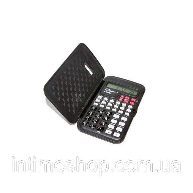Калькулятор, Модель Kenko KK 105, калькулятор дробей, новинка 2019