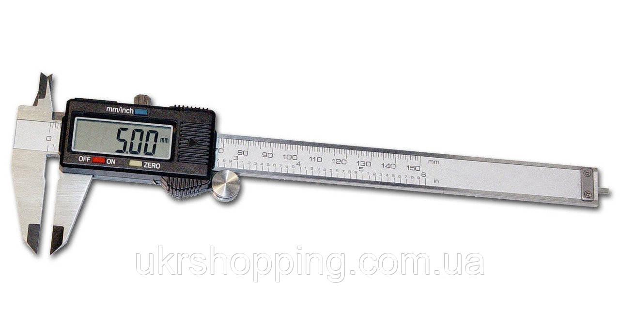 Штангенциркуль электронный, Digital caliper. Цифровой, измерительный инструмент, доставка по Украине